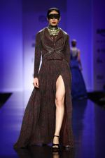 Model walk the ramp for Annaika Show at AIFW Day 2 on 17th March 2016 (11)_56eb99074c917.jpg