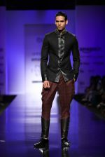 Model walk the ramp for Annaika Show at AIFW Day 2 on 17th March 2016 (12)_56eb990a3aabd.jpg