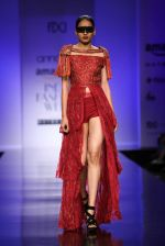 Model walk the ramp for Annaika Show at AIFW Day 2 on 17th March 2016 (13)_56eb990c75ef1.jpg