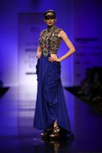 Model walk the ramp for Annaika Show at AIFW Day 2 on 17th March 2016 (17)_56eb991265b7d.jpg