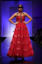 Model walk the ramp for Annaika Show at AIFW Day 2 on 17th March 2016 (3)_56eb98ee8c97e.jpg