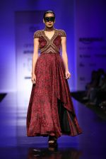 Model walk the ramp for Annaika Show at AIFW Day 2 on 17th March 2016 (8)_56eb99021d315.jpg