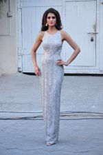 Nargis Fakhri snapped at Azhar photoshoot on 17th March 2016