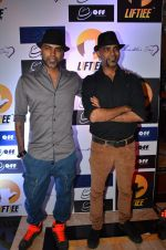 Raghu Ram, Rajiv Laxman at Liftiee App Launch on 17th March 2016 (18)_56ebe67aa4e09.JPG