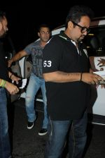 Salman Khan snapped at airport on 17th March 2016