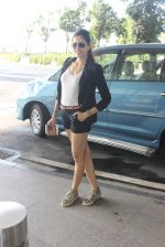 Sonnalli Seygall snapped at airport on 17th March 2016 (90)_56ebeafa332d6.JPG
