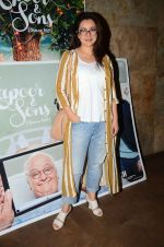 Tisca Chopra at the sreening of Kapoor N Sons in Lightbox on 17th March 2016 (37)_56ebe8db356be.JPG