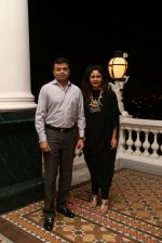 at Magic Bus charity dinner in Falaknuma Palace on 17th March 2016