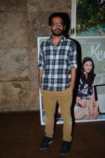 at the sreening of Kapoor N Sons in Lightbox on 17th March 2016