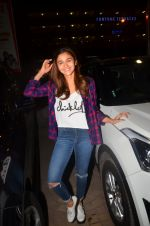 Alia Bhatt at Kapoor n Sons promotions on 18th March 2016