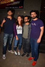 Alia Bhatt, Sidharth Malhotra, Fawad Khan, Shakun Batra at Kapoor n Sons promotions on 18th March 2016 (99)_56ed4595435b9.JPG