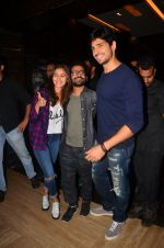 Alia Bhatt, Sidharth Malhotra, Shakun Batra at Kapoor n Sons promotions on 18th March 2016 (66)_56ed459b8e590.JPG
