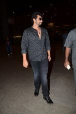 Arjun Kapoor returns from Chandigargh on 18th March 2016