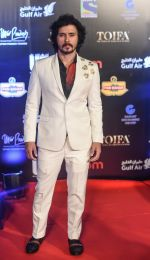 Darshan Kumar at TOIFA Red Carpet 18 March - Dubai International Stadium, Dubai Sports City