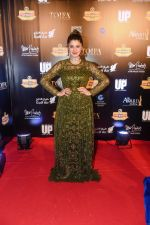 Kainat Arora at TOIFA Red Carpet 18 March - Dubai International Stadium, Dubai Sports City