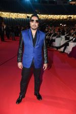 Mika Singh at TOIFA Red Carpet 18 March - Dubai International Stadium, Dubai Sports City