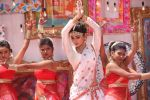 Mouni Roy at colors Holi celebration on 18th March 2016