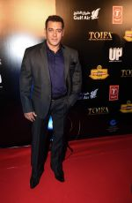 Salman Khan at TOIFA Red Carpet 18 March - Dubai International Stadium, Dubai Sports City