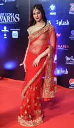 Shivani Raghuvanshi at TOIFA Red Carpet 18 March - Dubai International Stadium, Dubai Sports City