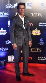 Sonu Sood at TOIFA Red Carpet 18 March - Dubai International Stadium, Dubai Sports City