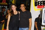 Vindu Dara SIngh and DIna at Beer Cafe launch on 18th March 2016_56ed409c11dfc.JPG