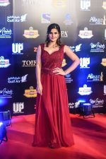 Zareen Khan at TOIFA Red Carpet 18 March - Dubai International Stadium, Dubai Sports City