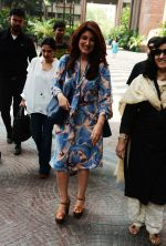 Twinkle Khanna at Spring Fever reading in Delhi on 19th March 2016