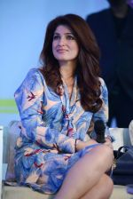 Twinkle Khanna at Spring Fever reading in Delhi on 19th March 2016 (150)_56ee93b713a73.JPG