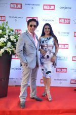 Aarti Surendranath, Kailash Surendranath at Hello Cup on 20th March 2016