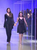 Athiya Shetty on day 4 of amazon india fashion week on 19th March 2016