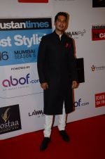 Dino Morea at HT Most Stylish on 20th March 2016