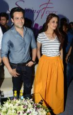 Emraan Hashmi and Sonali Bendre at Spring Fever in Delhi on 20th March 2016 (24)_56efbf891f12c.JPG
