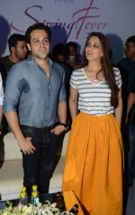 Emraan Hashmi and Sonali Bendre at Spring Fever in Delhi on 20th March 2016 (16)_56efbf8acb44c.JPG