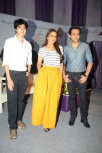 Emraan Hashmi and Sonali Bendre at Spring Fever in Delhi on 20th March 2016 (18)_56efbf8691db8.JPG