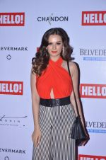 Evelyn Sharma at Hello Cup on 20th March 2016