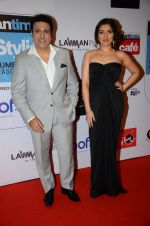 Govinda, Tina Ahuja at HT Most Stylish on 20th March 2016 (424)_56f00d7ea0b52.JPG