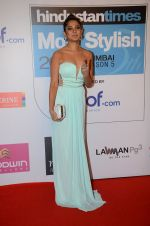 Jennifer Winget at HT Most Stylish on 20th March 2016