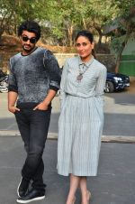 Kareena Kapoor and Arjun Kapoor exclusive photo shoot on 20th March 2016