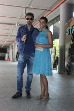 Mugdha Godse, Rahul Dev snapped at airport on 20th March 2016 (57)_56efc00cda2ce.JPG