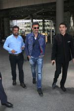 Rahul Dev snapped at airport on 20th March 2016