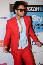 Ranveer Singh at HT Most Stylish on 20th March 2016