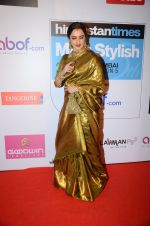 Rekha at HT Most Stylish on 20th March 2016
