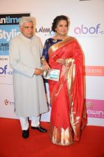 Shabana Azmi, Javed Akhtar at HT Most Stylish on 20th March 2016 (235)_56f00bb144fec.JPG