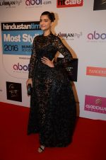 Sonam Kapoor at HT Most Stylish on 20th March 2016