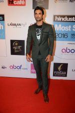 Sushant Singh Rajput at HT Most Stylish on 20th March 2016