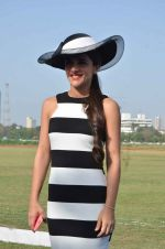 Tara Sharma at Yes Polo Cup on 19th March 2016