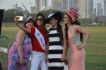 Tara Sharma, Parvathy Omanakuttan, Rashmi Nigam at Yes Polo Cup on 19th March 2016