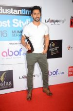 Varun Dhawan at HT Most Stylish on 20th March 2016