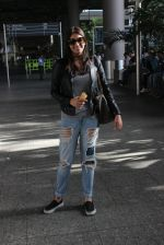 Anushka Ranjan snapped at airport on 21st March 2016
