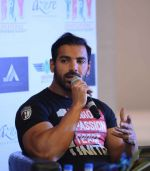John Abraham promote Rocky Handsome in Delhi on 21st March 2016 (55)_56f0f38fd0c39.JPG